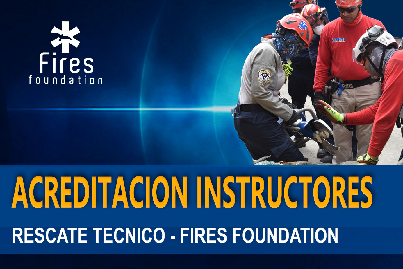 Course Image Programa de Acreditación de Instructores FIRES Foundation